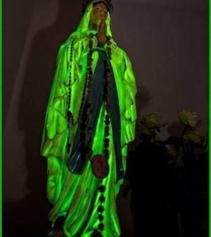 medjugorje, statua luminosa, pareri, paolo brosio, padre livio fanzaga, radio maria, veggente vicka, vicka ivankovic mijatovic, settembre 2013,
